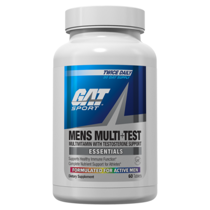 Gat Mens Multi + Test, 60 Tabs