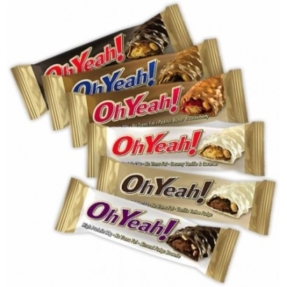 ISS Research OhYeah!® Original Bars