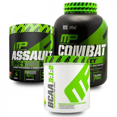 MUSCLEPHARM STACK