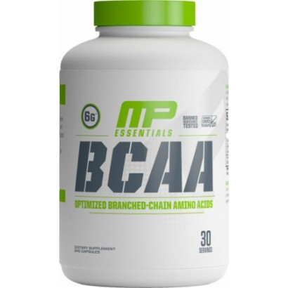 MusclePharm BCAA 240 Caps
