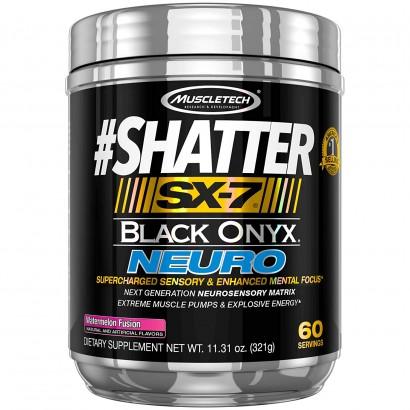 MuscleTech Shatter SX-7 Black Onyx Neuro