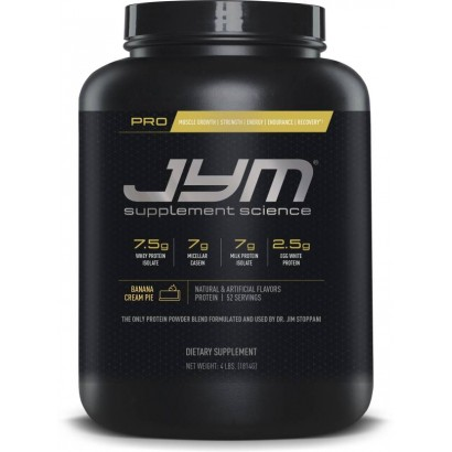 Pro JYM, 4lbs