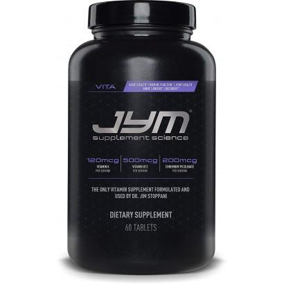 Vita JYM , 60 Tablets