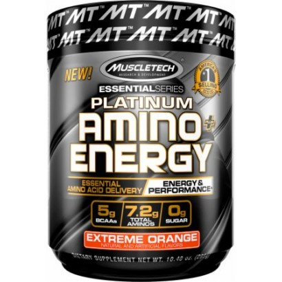 MuscleTech Platinum Amino + Energy