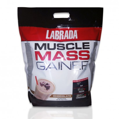 Labrada Muscle Mass Gainer 11lbs