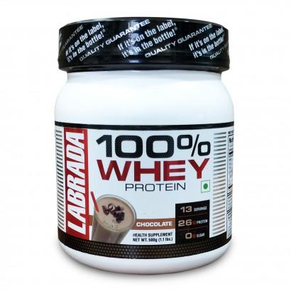 Labrada 100% Whey 1.1 lbs