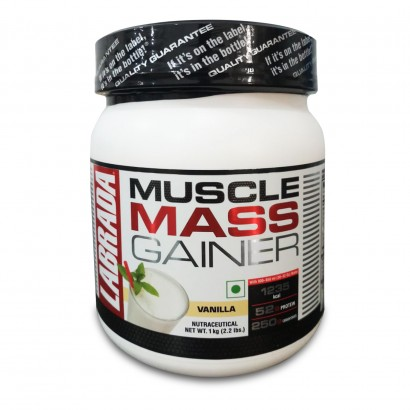 Labrada Muscle Mass Gainer 2.2 lbs
