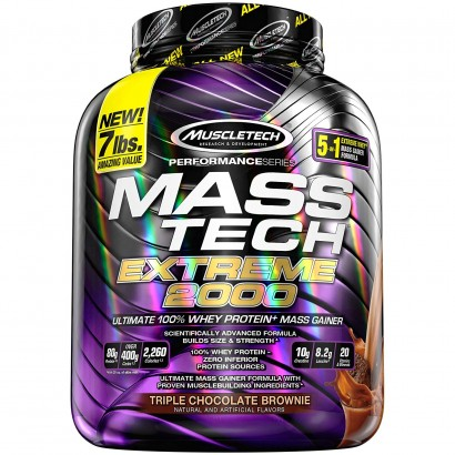 MuscleTech Mass-Tech Extreme 2000 7lbs