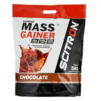 Scitron Supreme Mass Gainer