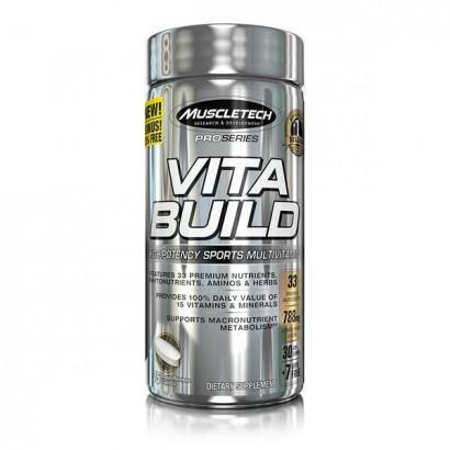 Muscletech Pro Series Vita Build
