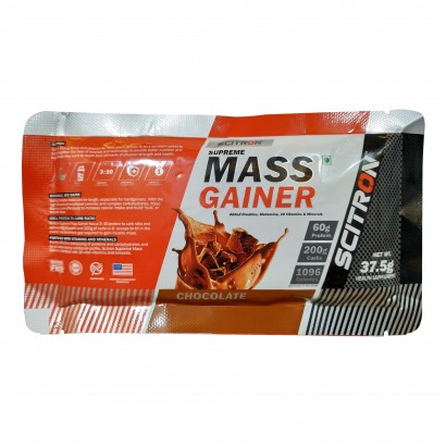 SCITRON SUPREME MASS GAINER 37.5g