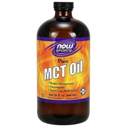 NOW MCT Oil , 946 mL