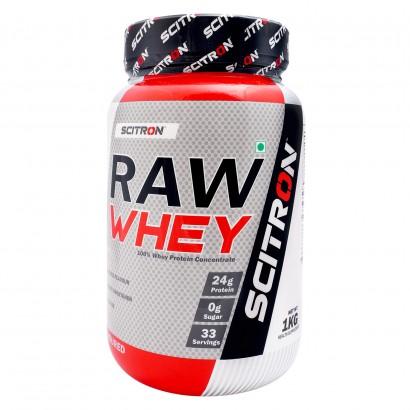 Scitron Raw Whey - 1 kg