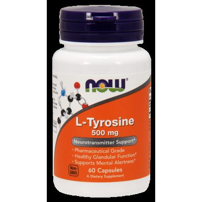 Now Foods L-TYROSINE 500MG