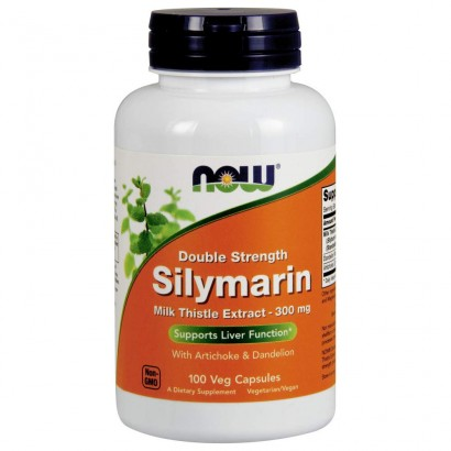 Now Foods SILYMARIN MILK THISTLE 300mg