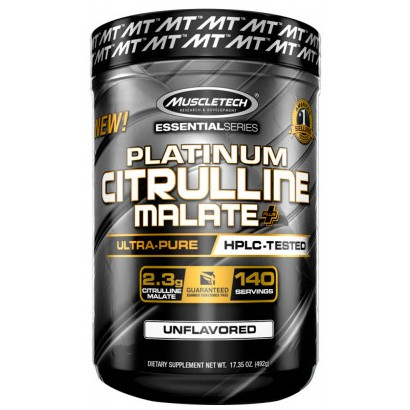 Muscletech Platinum citrulline malate plus
