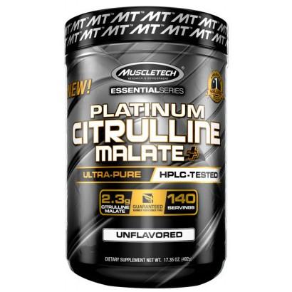 Muscletech Platinum citrulline malate plus