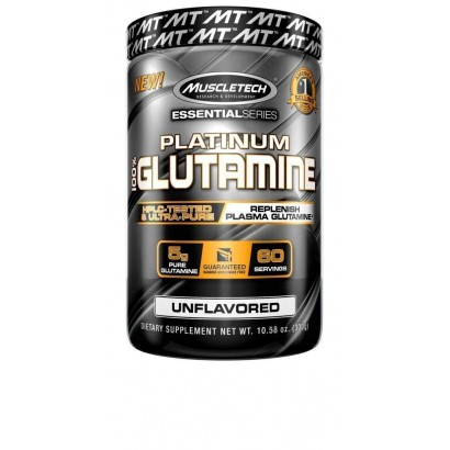 MuscleTech: Platinum 100% Glutamine
