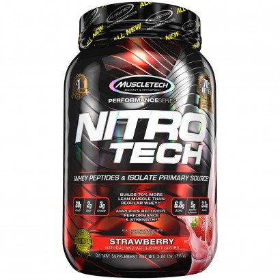 MuscleTech NITRO-TECH 2 Lbs
