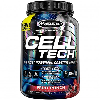 MuscleTech Cell Tech - 3.09lbs
