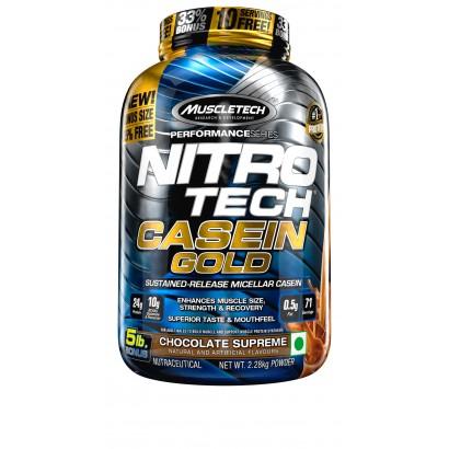 MuscleTech NITRO-TECH Casein Gold