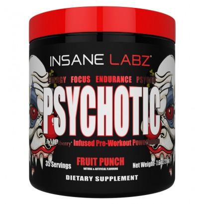 Insane Labz Psychotic Infused Preworkout
