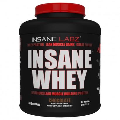 Insane Labz Insane Whey Protein