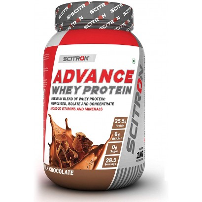 Scitron Advance Whey Protein 2.2 lbs