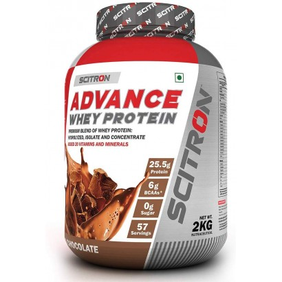 Scitron Advanced Whey 4.4 lbs