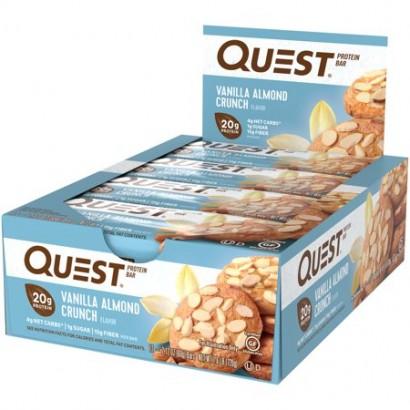 Quest Bar Vanilla Almond Crunch