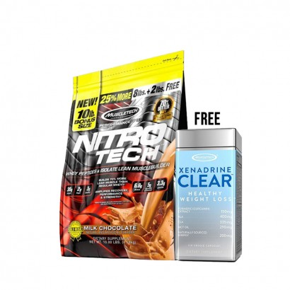 Muscletech Nitro-Tech 10 lbs