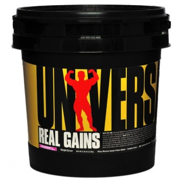 Universal Nutrition: Real Gains