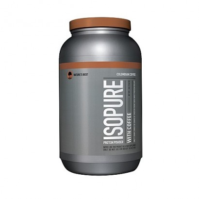 Nature's Best® Isopure with Coffee - Columbian Coffee 3 lb(s).
