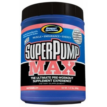 Gaspari SuperPump 640g