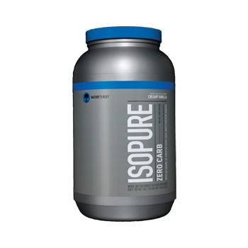 Nature's Best® Perfect® Zero Carb Isopure™ - Vanilla 3 lb(s).