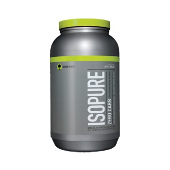Nature's Best® Perfect® Zero Carb Isopure™ - Apple Melon 3 lb(s).