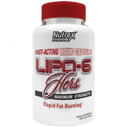 Nutrex Research Lipo 6 Hers
