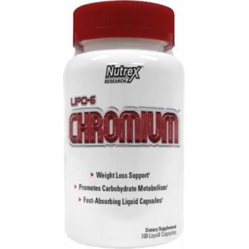 Nutrex Lipo-6 Chromium