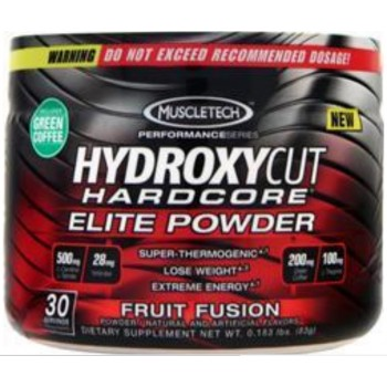 MuscleTech Hydroxycut Elite Powder 83gm.