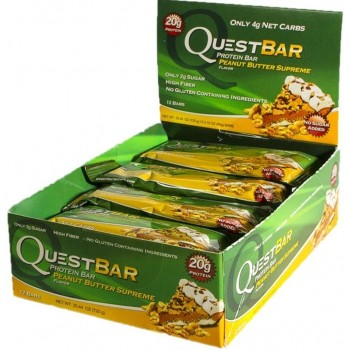 Quest Bar Peanut Butter Supreme