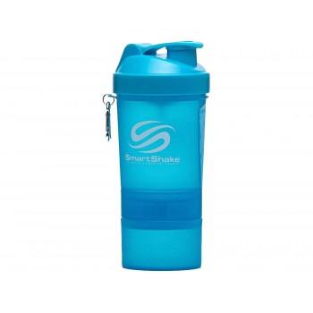 SmartShake Original Neon Blue