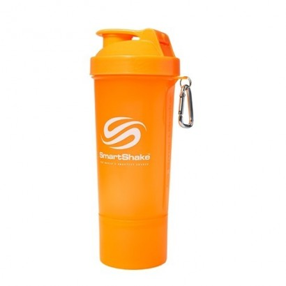SmartShake: Slim Shaker Neon Orange