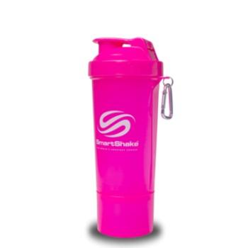SmartShake: Slim Shaker Neon Pink