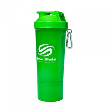 SmartShake: Slim Shaker Neon Green