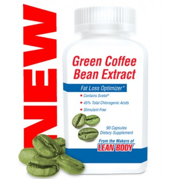 Labrada Green Coffee Bean Extract