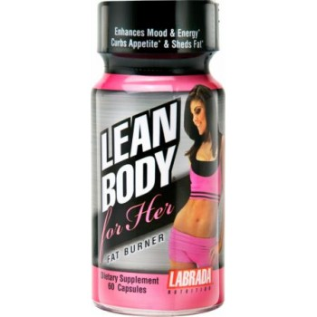 Labrada: Lean Body for Her Fat Burner
