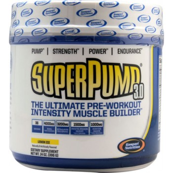 Gaspari Nutrition: Superpump 414 gm