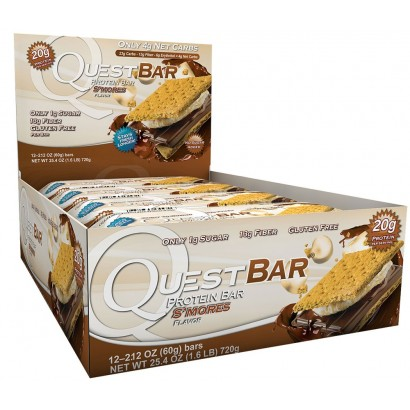 Quest Nutrition : Quest Bar S'mores