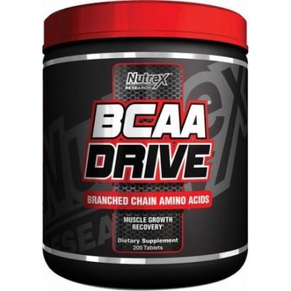 Nutrex BCAA Drive 200tabs