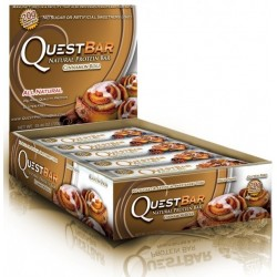 Quest Nutrition: Quest Bars Cinnamon roll